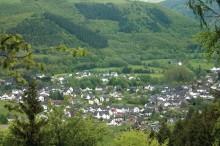 WanderroutenDas Dorf Insul