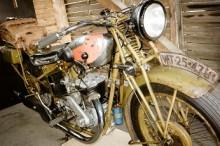 Motorrad- Oldtimer- Treffen