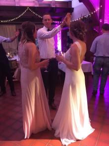Eine fantastische Hochzeit