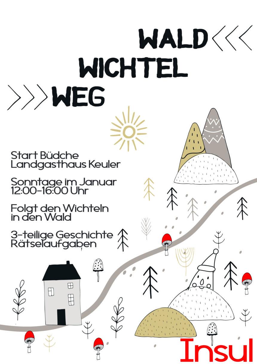 Wald- Wichrtel- Weg insul